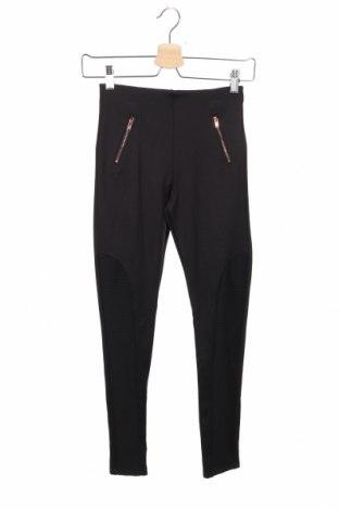 Παιδικό παντελόνι F&F, Μέγεθος 11-12y/ 152-158 εκ., Χρώμα Μαύρο, 95% πολυεστέρας, 5% ελαστάνη, Τιμή 17,83€