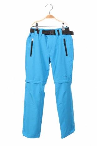 Detské tepláky CMP, Veľkosť 6-7y/ 122-128 cm, Farba Modrá, 89% polyester, 11% elastan, Cena  21,53€