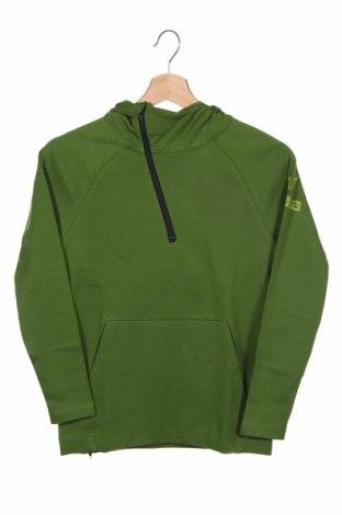 Dětská mikina  Erima, Rozměr 9-10y/ 140-146 cm, Barva Zelená, 60% bavlna, 40% polyester, Cena  438,00Kč