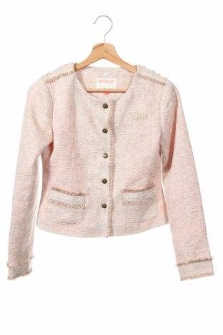Παιδικό σακάκι Retour, Μέγεθος 13-14y/ 164-168 εκ., Χρώμα  Μπέζ, 40% πολυεστέρας, 30% βαμβάκι, 30%ακρυλικό, Τιμή 12,96€