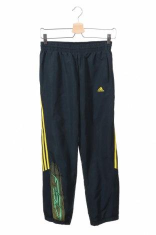 Παιδική κάτω φόρμα Adidas, Μέγεθος 11-12y/ 152-158 εκ., Χρώμα Μπλέ, Πολυεστέρας, Τιμή 14,19€