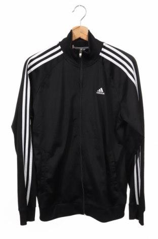Παιδική πάνω φόρμα Adidas, Μέγεθος 15-18y/ 170-176 εκ., Χρώμα Μαύρο, Πολυεστέρας, Τιμή 21,64€