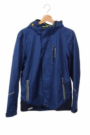 Παιδικό αθλητικό μπουφάν Raintex, Μέγεθος 14-15y/ 168-170 εκ., Χρώμα Μπλέ, Πολυεστέρας, Τιμή 22,91€