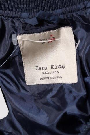 Детско яке Zara Kids, Размер 5-6y/ 116-122 см, Цвят Многоцветен, Полиестер, Цена 34,50лв.