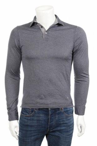 Pánské tričko  Hackett, Rozměr S, Barva Modrá, 100% bavlna, Cena  391,00Kč