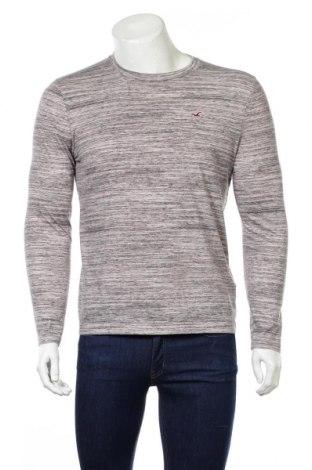 Ανδρική μπλούζα Hollister, Μέγεθος S, Χρώμα Γκρί, 60% βαμβάκι, 40% πολυεστέρας, Τιμή 11,59€