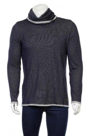 Pánské tričko  Q/S by S.Oliver, Rozměr L, Barva Modrá, Bavlna, Cena  511,00Kč