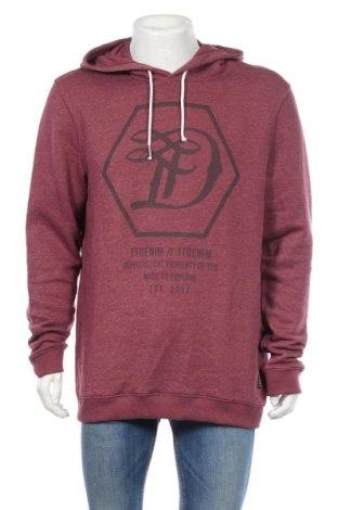 Pánská mikina  Tom Tailor, Rozměr XXL, Barva Červená, 70% bavlna, 30% polyester, Cena  543,00Kč