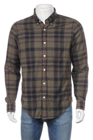 Pánska košeľa  Abercrombie & Fitch, Veľkosť L, Farba Zelená, Cena  14,54€