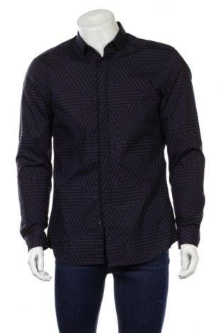Pánska košeľa  Reserved, Veľkosť L, Farba Modrá, 100% bavlna, Cena  18,56€