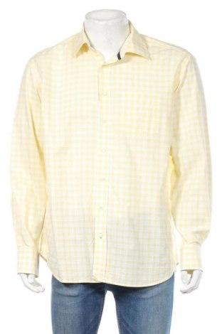 Ανδρικό πουκάμισο Tommy Hilfiger, Μέγεθος XL, Χρώμα Κίτρινο, Βαμβάκι, Τιμή 15,07€