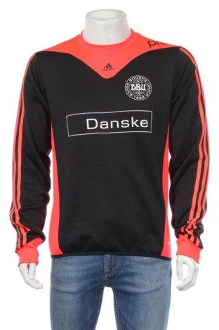 Ανδρική αθλητική μπλούζα Adidas, Μέγεθος M, Χρώμα Μαύρο, Πολυεστέρας, Τιμή 14,00€