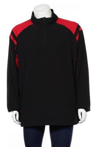 Ανδρική αθλητική μπλούζα Augusta, Μέγεθος XXL, Χρώμα Μαύρο, 90% πολυεστέρας, 10% ελαστάνη, Τιμή 12,96€