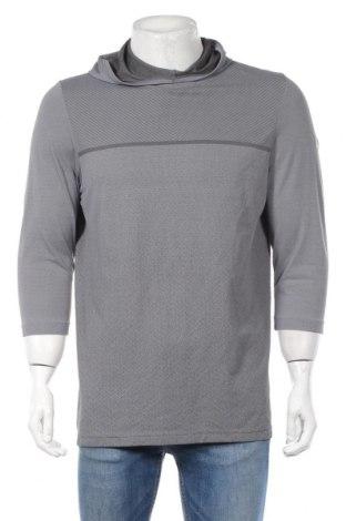 Bluză trening de bărbați Under Armour, Mărime L, Culoare Gri, 51% poliester, 49% poliamidă, Preț 175,66 Lei