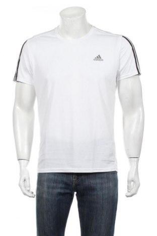 Pánské tričko  Adidas, Rozměr M, Barva Bílá, Polyester, Cena  647,00Kč