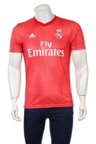 Pánské tričko  Adidas, Rozměr S, Barva Červená, Polyester, Cena  647,00Kč