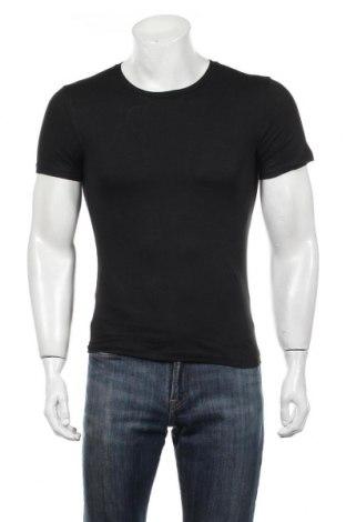 Мъжка тениска Levi's, Размер XS, Цвят Черен, Памук, Цена 14,70лв.