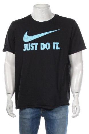 Pánské tričko  Nike, Rozměr XXL, Barva Černá, 100% bavlna, Cena  647,00Kč