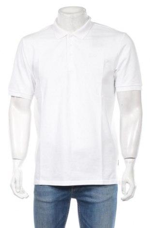 Ανδρικό t-shirt Only & Sons, Μέγεθος L, Χρώμα Λευκό, Βαμβάκι, Τιμή 7,94€
