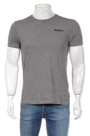 Pánske tričko  Redskins, Veľkosť M, Farba Sivá, Bavlna, Cena  18,19€