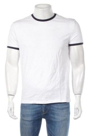 Pánske tričko  Reserved, Veľkosť M, Farba Biela, 100% bavlna, Cena  10,39€