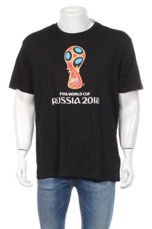 Pánske tričko  Reserved, Veľkosť XL, Farba Čierna, Bavlna, Cena  10,76€