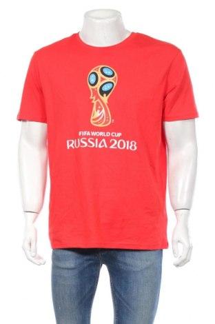 Pánske tričko  Reserved, Veľkosť L, Farba Červená, Bavlna, Cena  10,76€
