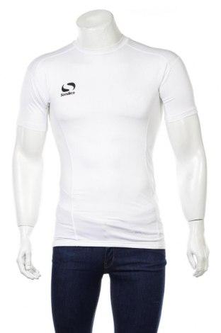 Pánské tričko  Sondico, Rozměr L, Barva Bílá, 92% polyester, 8% elastan, Cena  376,00Kč