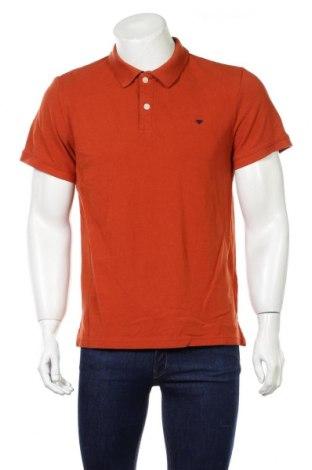 Pánske tričko  Tom Tailor, Veľkosť M, Farba Oranžová, Bavlna, Cena  16,33€