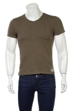 Pánske tričko  Tom Tailor, Veľkosť S, Farba Zelená, Bavlna, Cena  16,33€