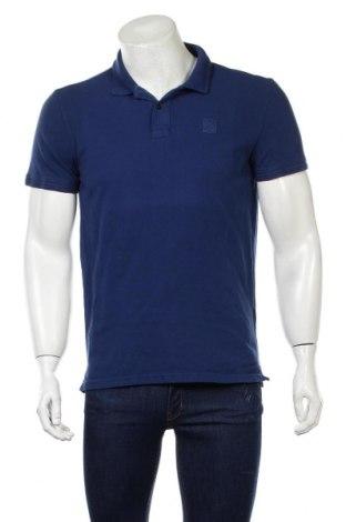 Pánske tričko  Tom Tailor, Veľkosť M, Farba Modrá, Bavlna, Cena  12,66€