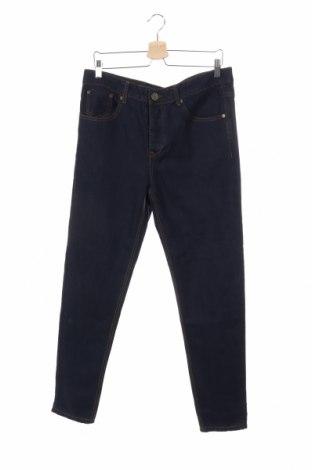 Pánske džínsy  Boohoo, Veľkosť M, Farba Modrá, 95% bavlna, 5% polyester, Cena  19,30€