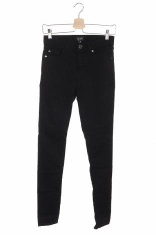 Pánske džínsy  Boohoo, Veľkosť S, Farba Čierna, 82% bavlna, 17% polyester, 1% elastan, Cena  16,33€