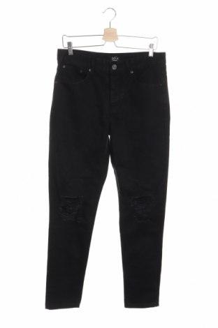 Pánske džínsy  Boohoo, Veľkosť S, Farba Čierna, 95% bavlna, 5% polyester, Cena  17,07€