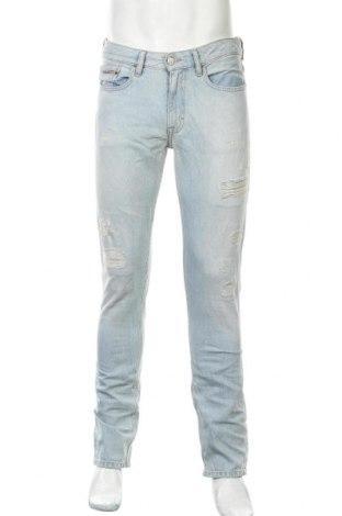 Pánské džíny  Calvin Klein Jeans, Rozměr M, Barva Modrá, Bavlna, Cena  1311,00Kč