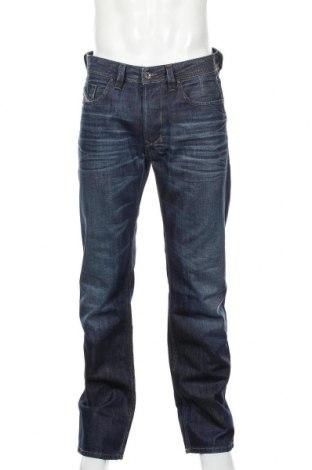 Мъжки дънки Diesel, Размер M, Цвят Син, Памук, Цена 39,90лв.