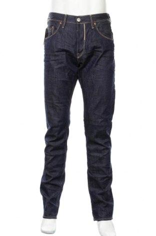 Blugi de bărbați Herrlicher, Mărime XL, Culoare Albastru, 98% bumbac, 2% elastan, Preț 296,76 Lei