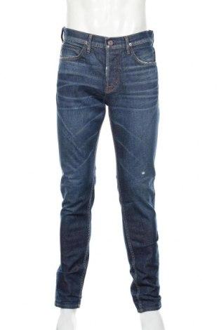 Мъжки дънки Hudson, Размер M, Цвят Син, Цена 121,60лв.