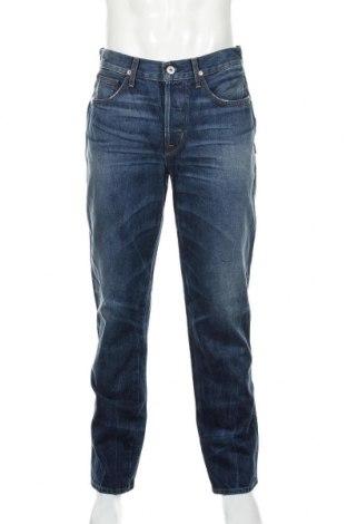 Мъжки дънки Hudson, Размер M, Цвят Син, Цена 117,80лв.