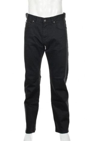 Мъжки дънки Hugo Boss, Размер M, Цвят Черен, 98% памук, 2% еластан, Цена 49,40лв.