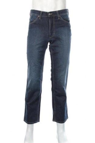 Pánské džíny  Mustang, Rozměr S, Barva Modrá, 78% bavlna, 21% polyester, 1% elastan, Cena  351,00Kč