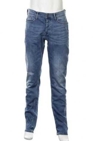 Pánské džíny  Q/S by S.Oliver, Rozměr L, Barva Modrá, 99% bavlna, 1% elastan, Cena  855,00Kč