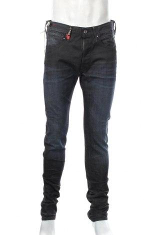 Мъжки дънки Replay, Размер M, Цвят Син, 98% памук, 2% еластан, Цена 134,25лв.