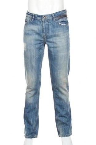 Pánské džíny  Review, Rozměr M, Barva Modrá, 100% bavlna, Cena  414,00Kč