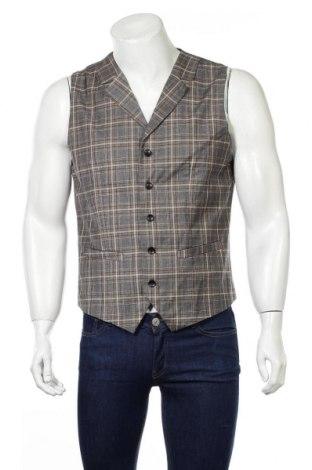 Pánska vesta  Coofandy, Veľkosť M, Farba Viacfarebná, 88% bavlna, 12% elastan, Cena  20,00€