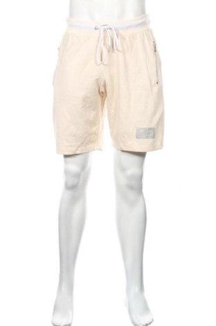 Pánske kraťasy  Boohoo, Veľkosť M, Farba Béžová, 50% bavlna, 50% polyester, Cena  11,14€