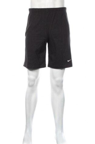 Pánske kraťasy  Nike, Veľkosť S, Farba Čierna, Bavlna, Cena  24,43€
