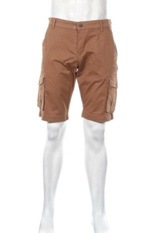 Pánske kraťasy  Paul Hunter, Veľkosť M, Farba Hnedá, 98% bavlna, 2% elastan, Cena  22,27€