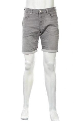 Pánské kraťasy Selected Homme, Rozměr L, Barva Šedá, 75% bavlna, 23% polyester, 2% elastan, Cena  700,00Kč