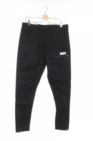 Pánske nohavice  Cropp, Veľkosť M, Farba Čierna, 98% bavlna, 2% elastan, Cena  21,65€